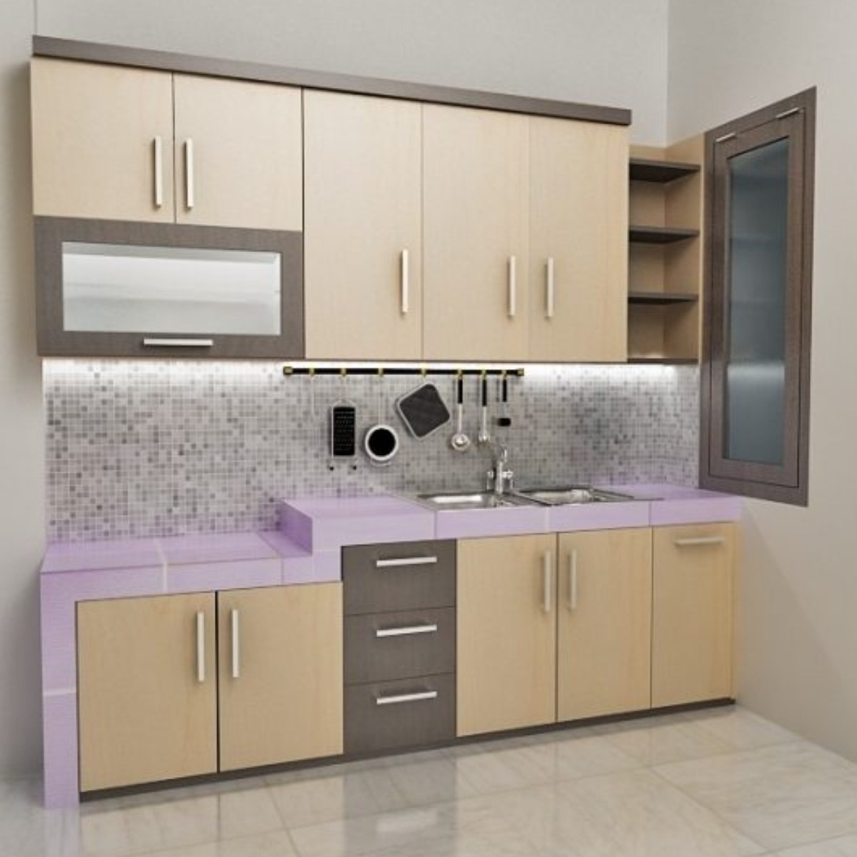 cari kitchen set
